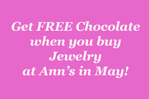 May is Jewelry Month at Ann's Fine Gifts | Houston, Tx