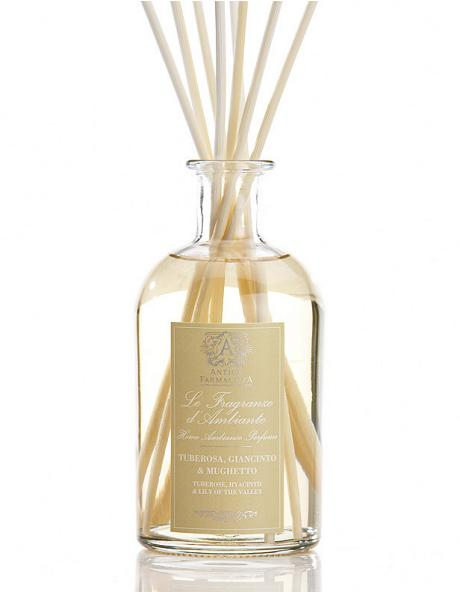 Enjoy beautiful home ambiance with Antica Farmacista diffusers...click here.