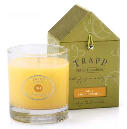 Trapp Candles at Ann's Fine Gifts