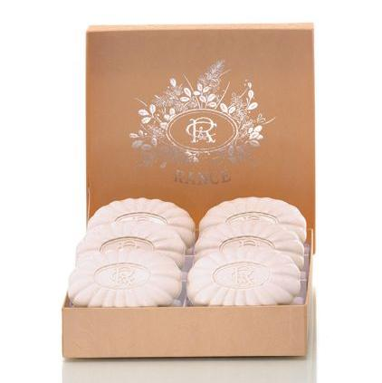 Rance Soaps are the world's best: triple milled with no preservatives.